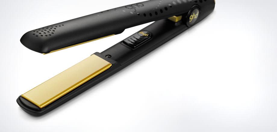 plancha de pelo GHD gold professional styler