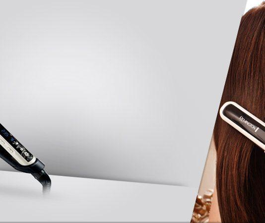 planchas de pelo Remington S9500 Pearl