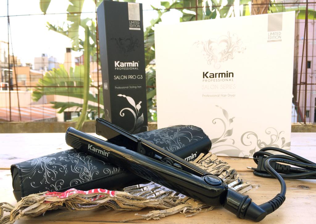 planchas karmin g3 salon pro